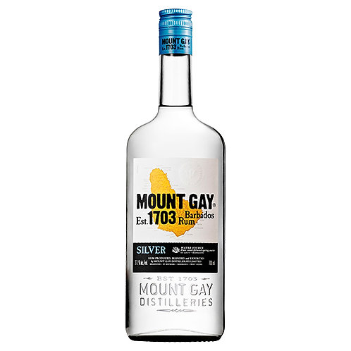 Mount Gay Silver Rum 70cl