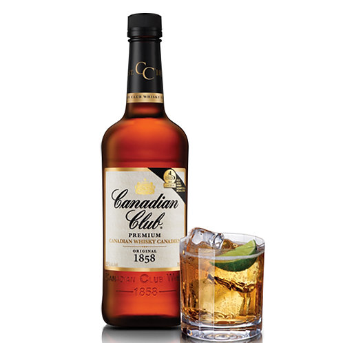 Canadian Club 6 Years Old Canadian Whisky 100cl