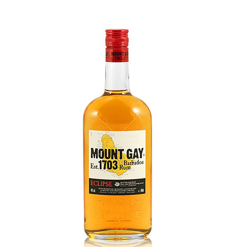 Mount Gay Eclipse Dark Rum 70cl