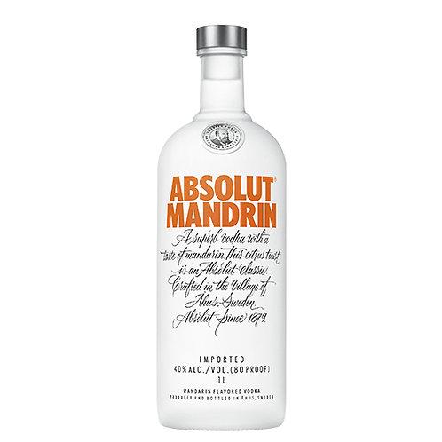 Absolut Vodka Mandrin 100cl