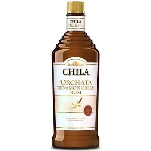 Chila 'Orchata Cinnamon Cream Rum 1L