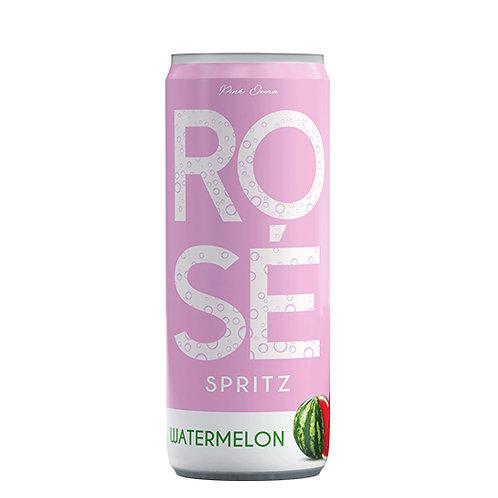 Rose Spritz Watermelon 4-pack cans 25cl each