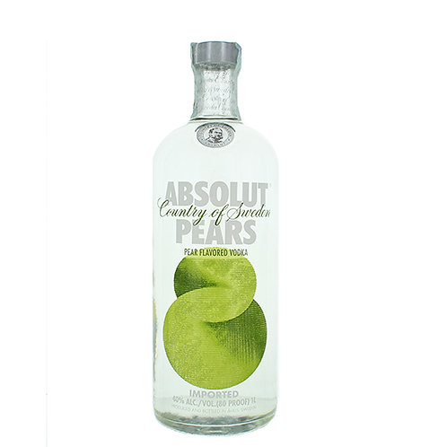 Absolut Vodka Pears 75cl