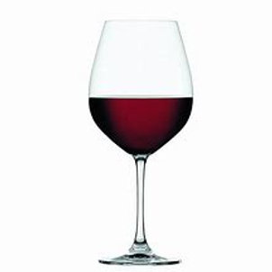 Spiegelau Vino Grande Burgundy Wine Glasses, set of 4pc