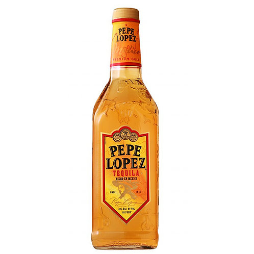 Pepe Lopez Tequila Gold 100cl