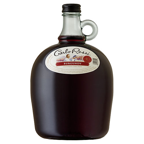 Carlo Rossi Red / Burgundy 300cl