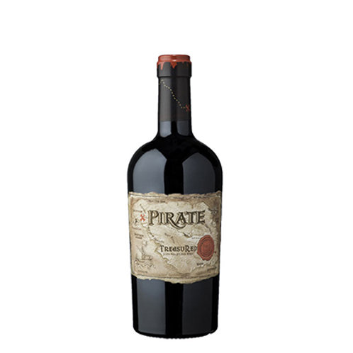 The Pirate Treasure Red Blend 75cl