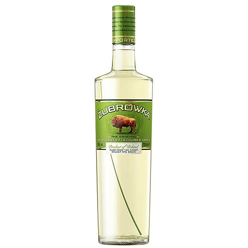 Zubrowka Bison Grass Vodka 75cl