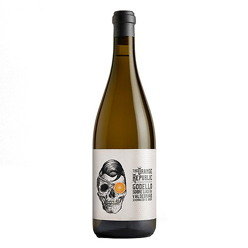 Casa Rojo The Orange Republic (Godello) 75cl