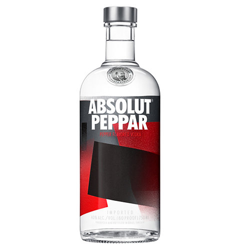 Absolut Vodka Peppar 75cl