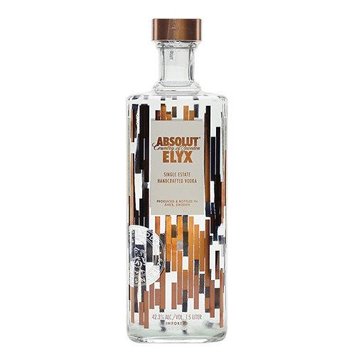 Absolut Elyx Single Estate vodka 100cl
