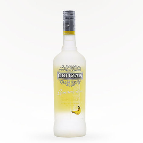 Cruzan Banana Rum 75cl