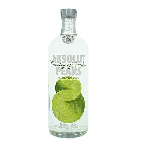 Absolut Vodka Pears 100cl