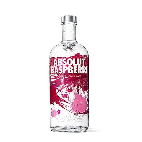 Absolut Vodka Raspberri 75cl