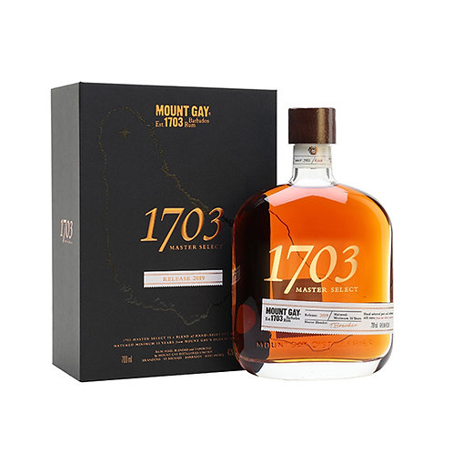Mount Gay 1703 Master Select Rum 70cl