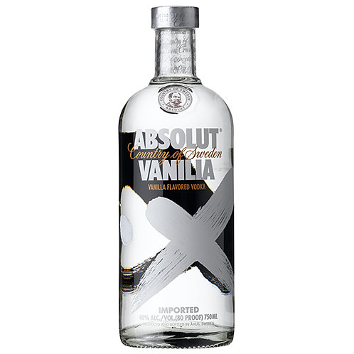 Absolut Vodka Vanilia 75cl