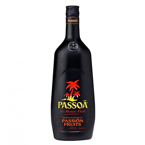 Passoa Passionfruit Liqueur 100cl