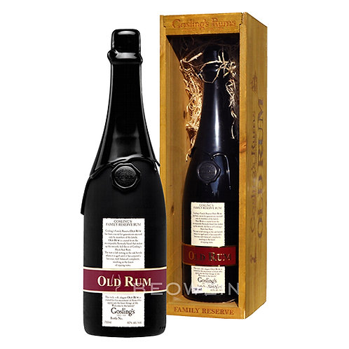 Gosling's Family Reserve Old Rum 75cl