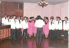 Choir Training & Conducting