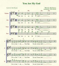 Vocal Arrangement