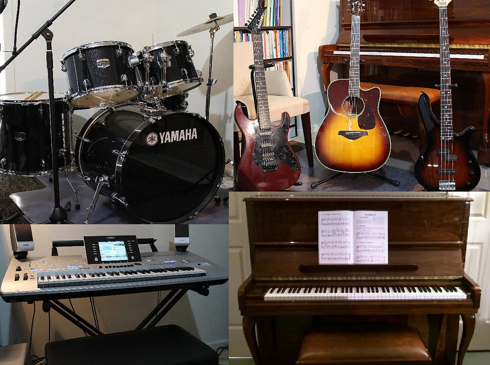 Forty years experience music teacher in Melbourne Australia