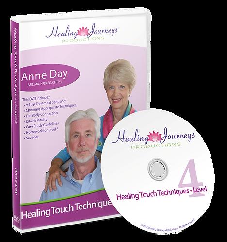 Healing Touch Level 4 DVD