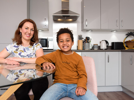 THE HOTEL OF MUM AND DAD HELPED FIRST TIME BUYER UNLOCK SHARED OWNERSHIP IN SOUTHAMPTON