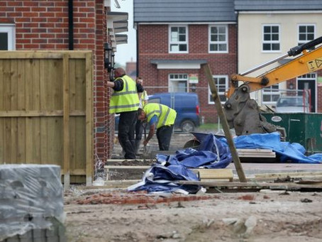 "New build homes will get ""automatic"" permission to be built"