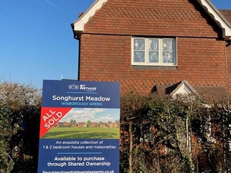 Songhurst Meadow - All Homes Reserved