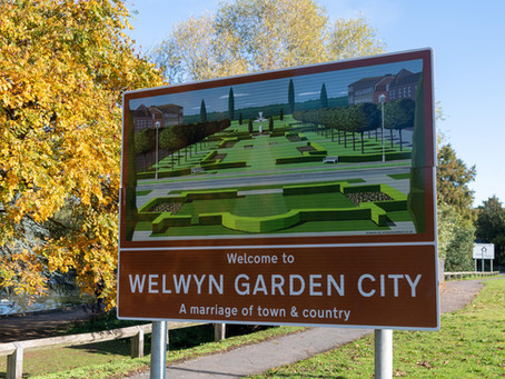 First Time Buyers are waking up to Welwyn Garden City's vibrant lifestyle