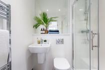 Bathroom at Chapel Riverside, Southampto