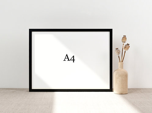 Dibujo tu casa dinA4