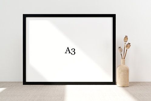 Dibujo tu casa dinA3