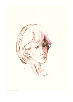 sherman wcolorpenc girl A 13x18out
