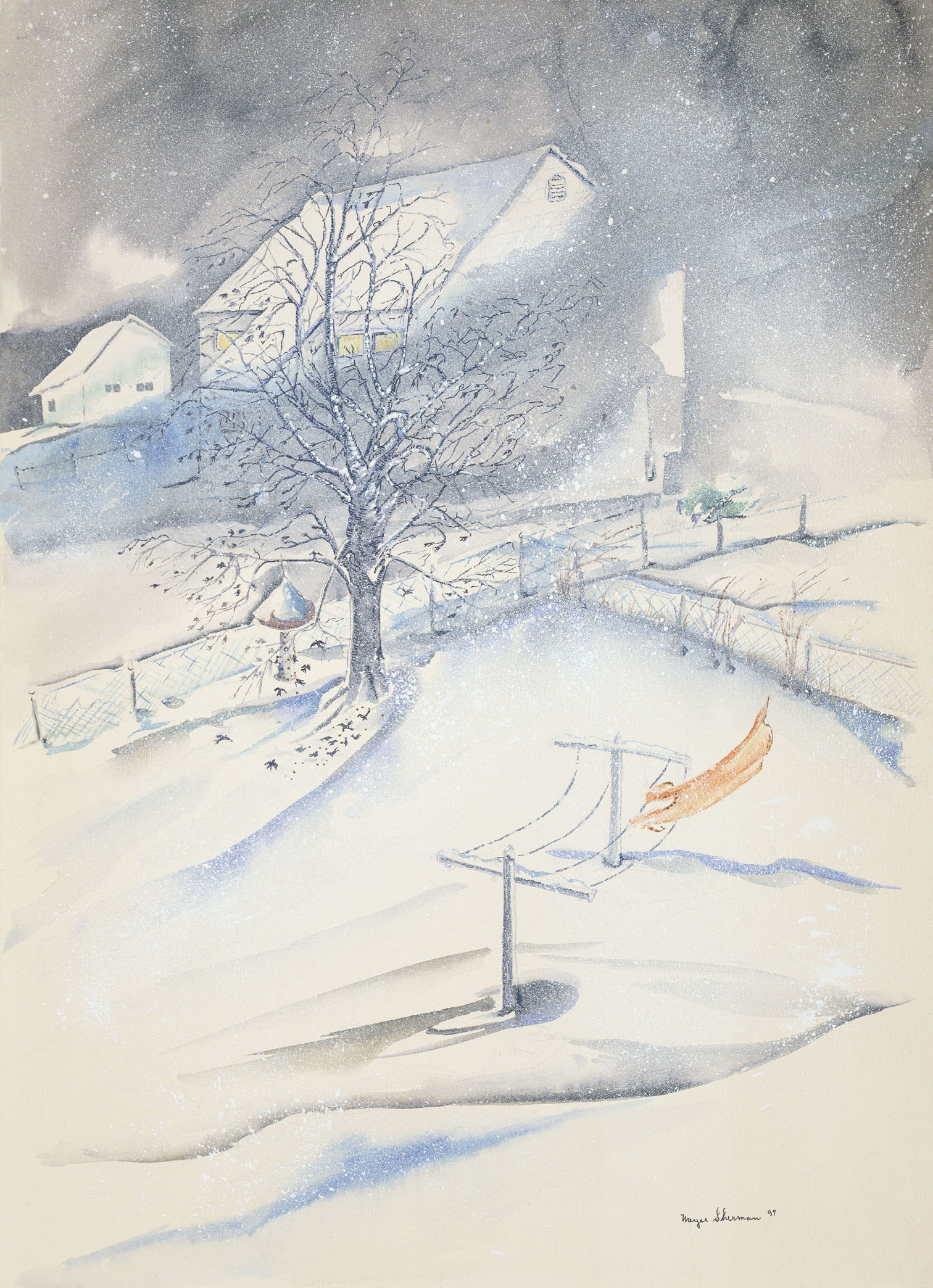 66 winter scene 21x29 web