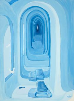58 blue arches 22x30 web