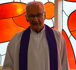 Monsignor Peter Jeffrey