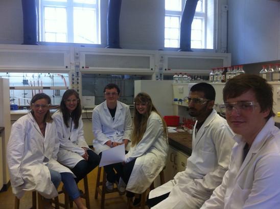Cardiff Uni Chemistry Trip 2011