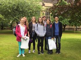 Oxford Trip 2016