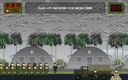 pixel-art, Parris Island