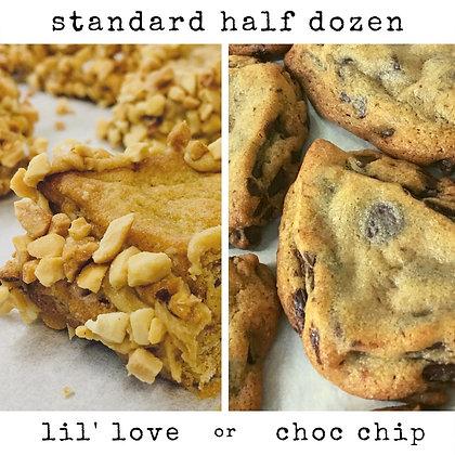 standard half doz