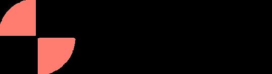 CLBA Blank Logomark with Black Logotype.