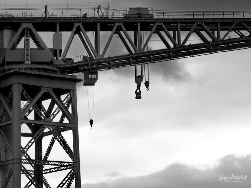 Titan Crane - Glasgow