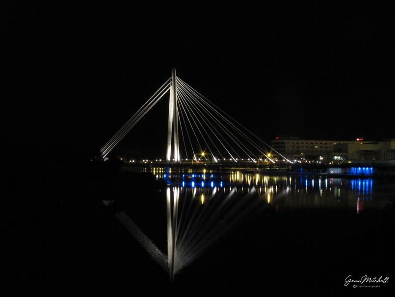 Millenium Bridge Southport