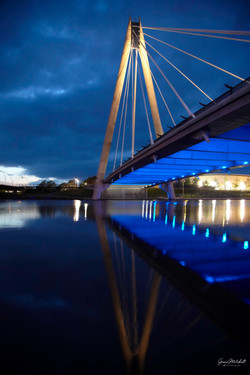 Millenium Bridge Southport