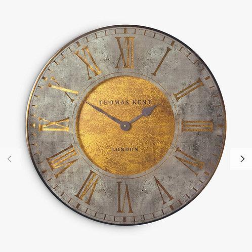 "30"" Florentine Star Wall Clock"