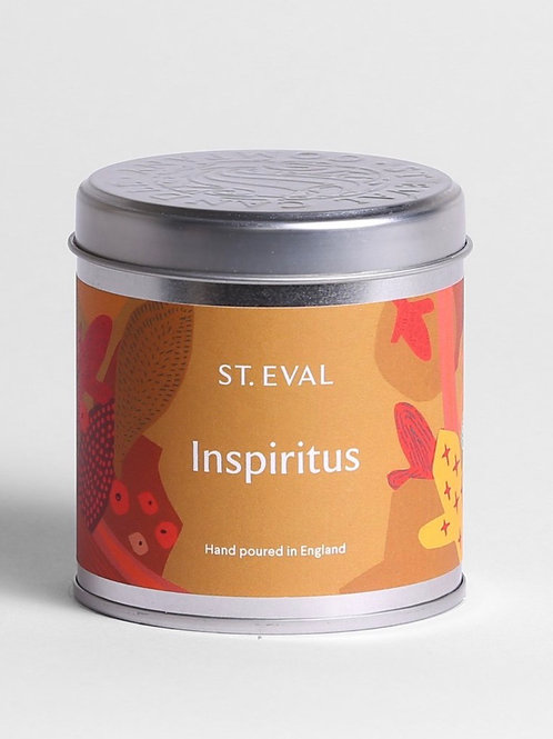 St Eval Candle Company Inspiritus Scented Christmas Tin Candle