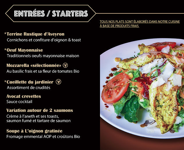 entrees-sarters