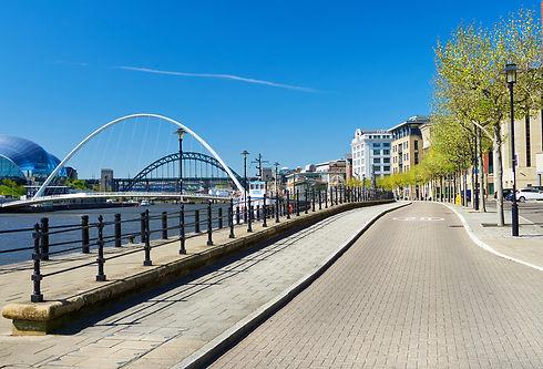 The Big Smile UK Newcastle city centre