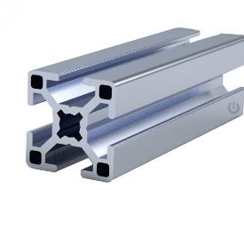 Perfil de Aluminio de 30/x 30/mm ranura de 8/mm corte de 50/A 2000/mm TIPO B